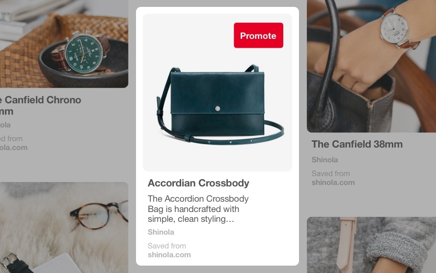 Pinterest Ads Preview